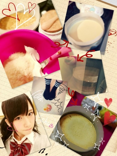 【AKB48】高橋朱里ちゃんのスコーンが美味しいらしいが