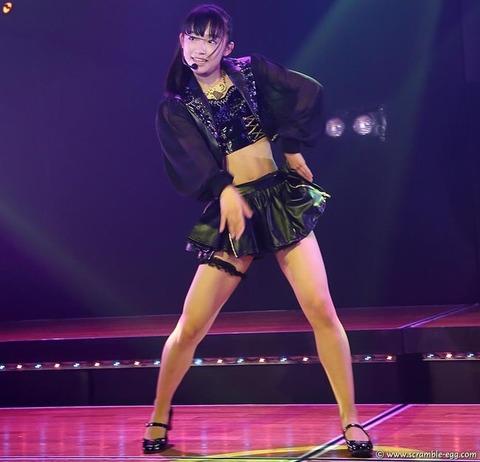 【AKB48】山内瑞葵ちゃんの腹筋をナメたら、どうなりますか?