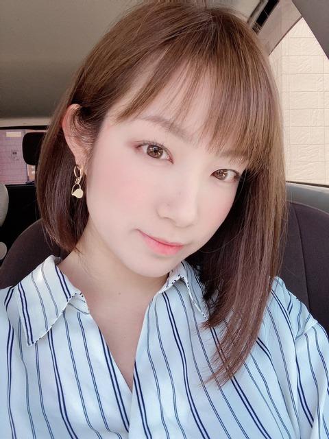【元SKE48】矢神久美さん、相変わらずの美しさ