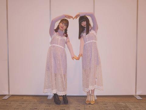 【NGT48】加藤美南と荻野由佳のスタイルの差がエグい・・・【画像】