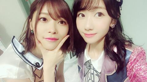 【AKB48】柏木由紀「やめろ!私の前で乃木坂の話はするな!」