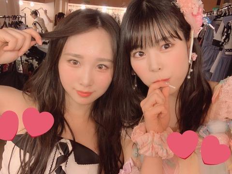 【AKB48】チーム8吉川七瀬にかけたいプロレス技
