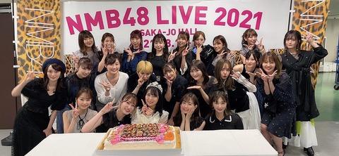 【NMB48】白間美瑠卒業コンサートに1期生OGの22人が集合!