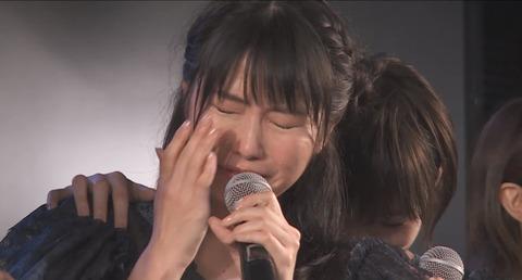 【AKB48】さっほーの生誕スピーチでゆいはん号泣!!!【岩立沙穂・横山由依】