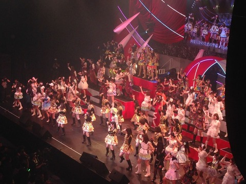 【朗報】AKB48紅白歌合戦、映画館中継あり