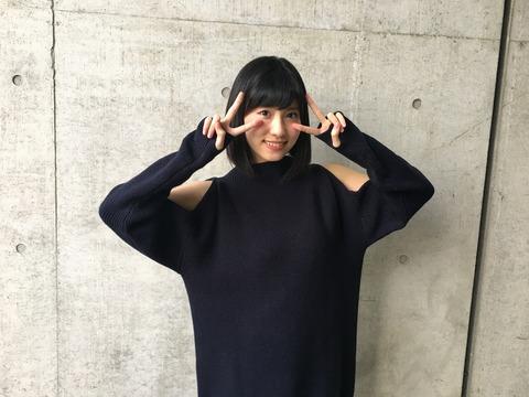 【AKB48】谷口めぐ「今は焦りやモヤモヤする気持ちがある」
