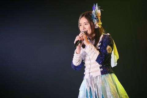 【SKE48】松井珠理奈が完全復帰宣言「体調はもう大丈夫。総選挙一位のパレードは絶対にやりたい」