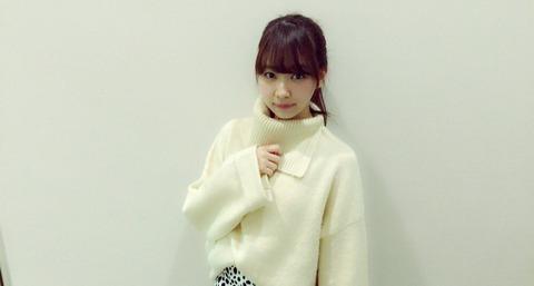 【悲報】まーちゅんが溶連菌を発症【AKB48・小笠原茉由】