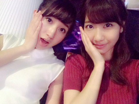 【AKB48】柏木由紀「私の相棒は片山だけ。まゆゆはビジネス」