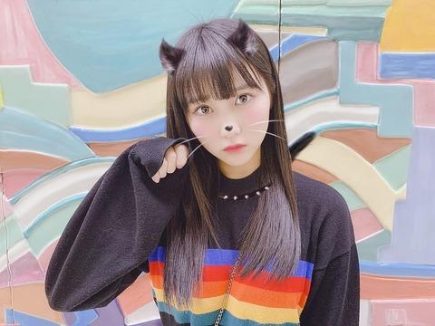 【HKT48】田中美久ちゃんが家にトイレ借りに来たらどうする?【みくりん】