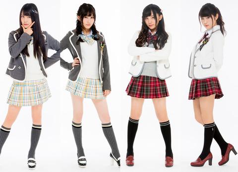 【NMB48】若手エースの白間美瑠、矢倉楓子、薮下柊、渋谷凪咲の並びって壮観だよな