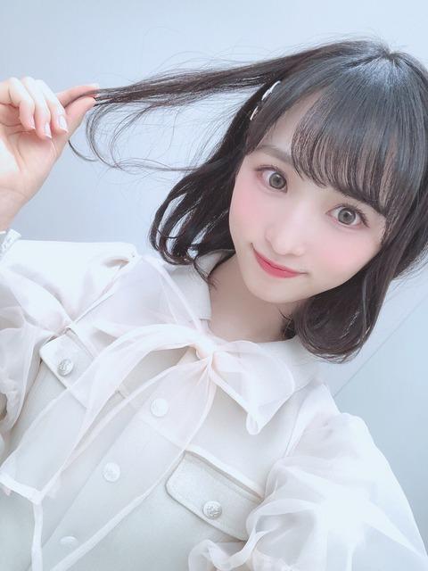 【AKB48】影アナの小栗有以ちゃん(18)「ケータイ電話などによる録音、録画はか↑た→く→お断りします」