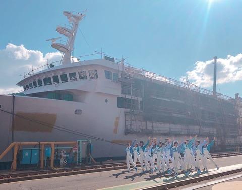 【STU48】船上劇場が4月14日に出航か???