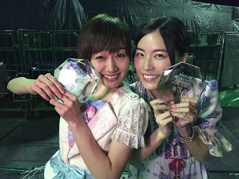 【SKE48】松井珠理奈、須田亜香里の次の3番手が育たない問題