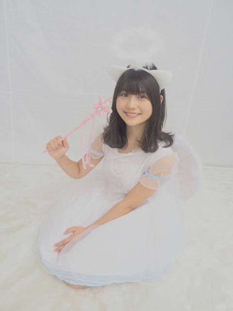 【SKE48】松井珠理奈が小畑優奈に劣ってるところがわからないんだが