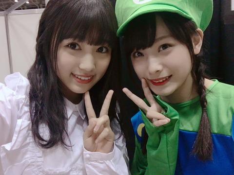 【HKT48】矢吹奈子さん、握手会で梅山恋和ちゃんに公開処刑されてしまう【NMB48】