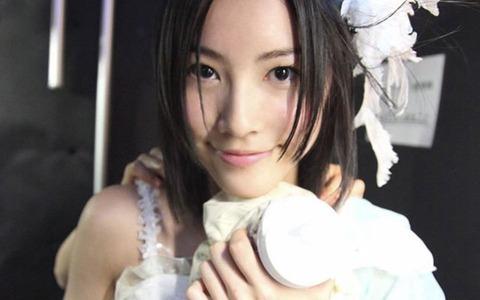 松井珠理奈が外番組にでてる時のヒヤヒヤ感