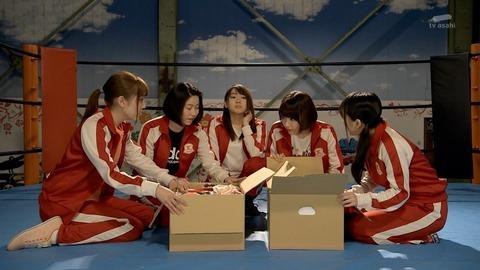 【豆腐プロレス】ゆいはん「プロレスのコスチュームは水着にしよう」【AKB48・横山由依】