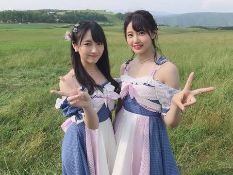 【STU48】瀧野由美子と石田千穂って実際どっちが人気あるの?