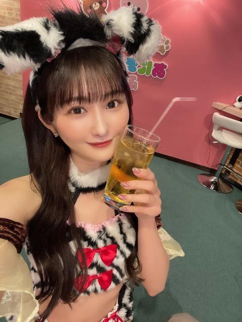【元NMB48】うどんがコンカフェ業界に新規参入「絶対に業界で一番の店に」