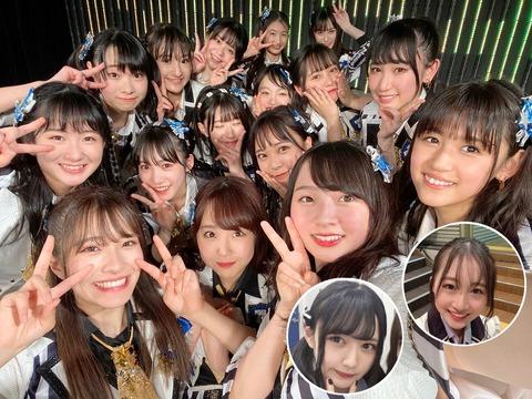 【LINELIVE】本日17時~、NMB48からの大事なお知らせがあります