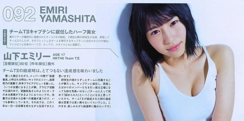 【AKB48G】現役メンバーでハーフやクォーターの子っている?