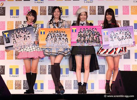 【朗報】AKB48GコラボTカードキタ━━━━(゚∀゚)━━━━ッ!!