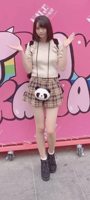 【NMB48】7期生の黒田楓和(くろだふうわ)ちゃん、頭身凄すぎワロタw8頭身ある?
