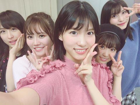 【AKB48】込山榛香・谷口めぐ・川本紗矢・福岡聖菜あたりは今後どうなってくと思う?