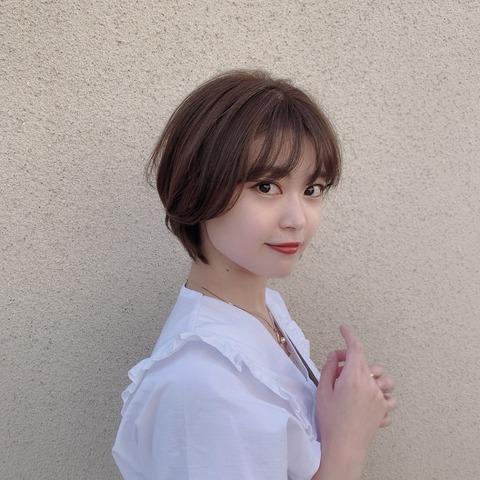 【元AKB48】ショートヘアーにした前田亜美ちゃんが可愛い!