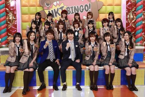 【HKT48】宮脇咲良と矢吹奈子の両エースがいない状態とかヤバすぎる