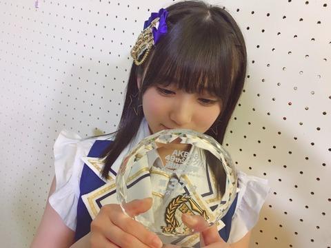 【HKT48】矢吹奈子は今年神7狙えるのでは?【総選挙】