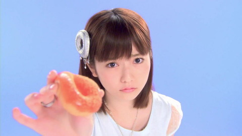 【AKB48】2013年のCM露出、大島優子と島崎遥香がTOP10に