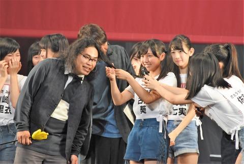 【NGT48】清司麗菜さん、鼻からソバを出すwww