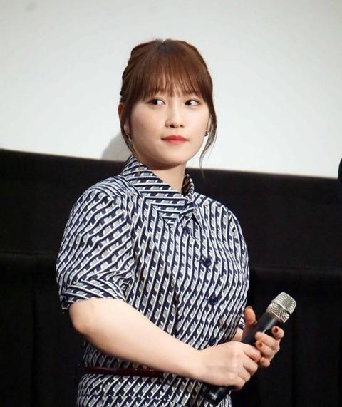 【画像】川栄李奈さん、お太りになられました?