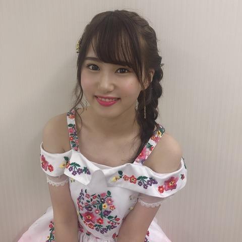 【悲報】AKB48若手期待No.1の前田彩佳ちゃん(18)、卒業しそう・・・