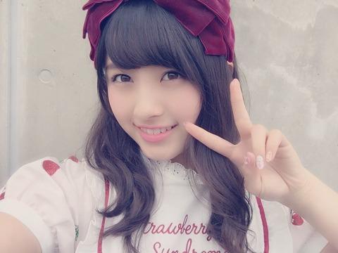 【AKB48】大和田南那「選抜に選ばれなかったのは大人の方がくれた自分への試練」