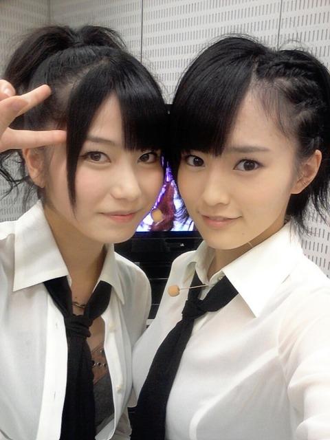AKB48Gの次期総監督は横山由依か山本彩か