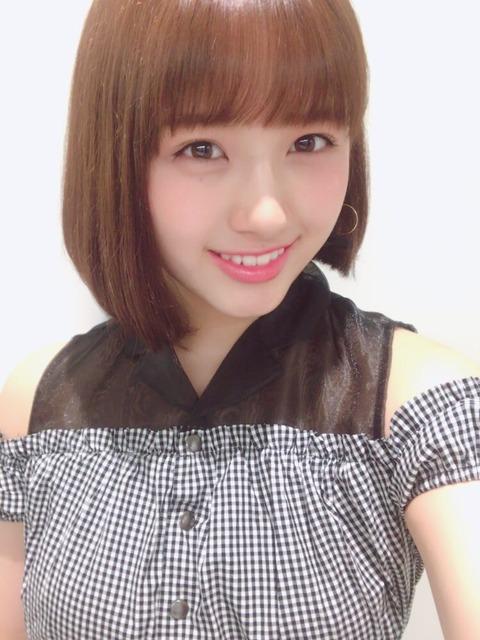 【元AKB48】なーにゃのショートカットが激カワ【大和田南那】