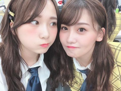 【AKB48】小嶋真子と高橋朱里を卒業したのって今になってはかなりの痛手だよな