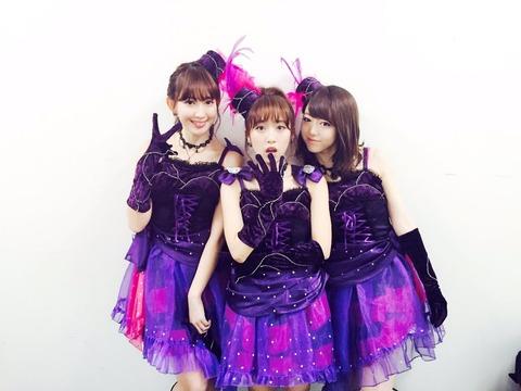 【AKB48】ノースリーブスと三銃士の奇妙なシンクロについて