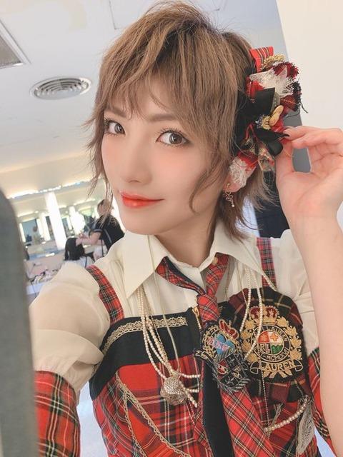 【悲報】STU48全国ツアー北海道公演、体調不良のため岡田奈々が休演・・・