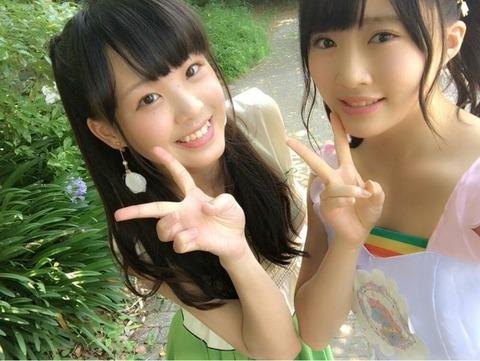 【AKB48】嫁が山根涼羽 or 嫁が福田朱里【STU48】