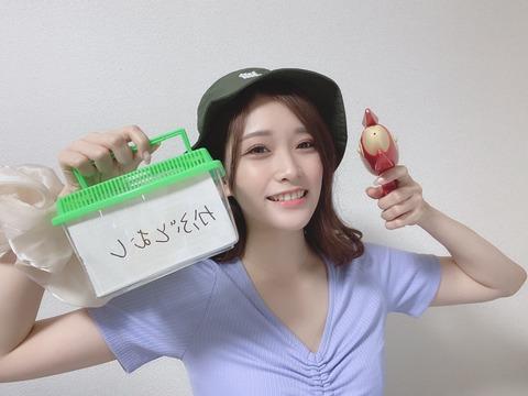 【朗報】AKB48市川愛美「自衛隊大好き」