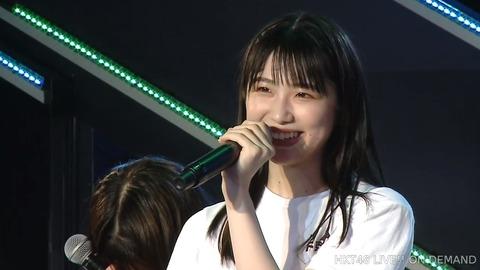 【HKT48】5期研究生・小川紗奈が卒業発表