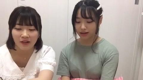 【速報】AKB48久保怜音ちゃんのブラジャー丸見え配信キタ━━━━(゚∀゚)━━━━!!