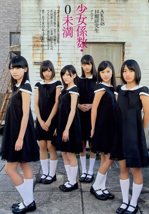 【AKB48】三銃士の同期は三銃士をどう思っているのか【14期】