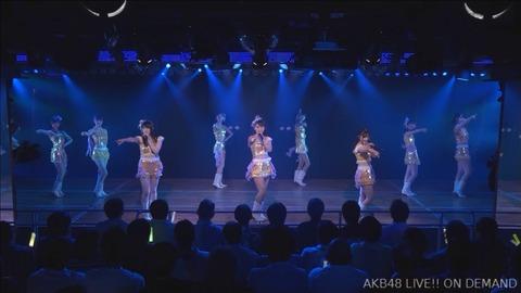 【AKB48】DMMのオンデマの定点HDが神画質だった件!!!