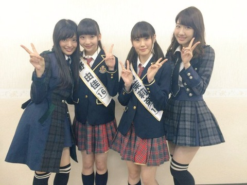 【AKB48G】ドラフト会議って・・・第1回:須藤凜々花、第2回:西潟茉莉奈・荻野由佳、第3回:矢作萌夏