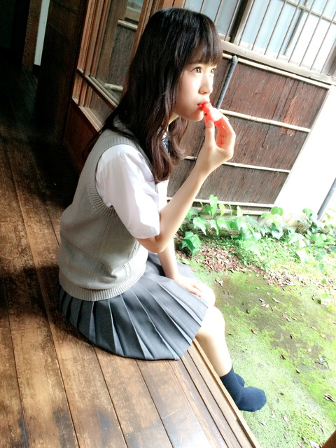 【NMB48】渋谷凪咲の横顔どうなってんだよwwww